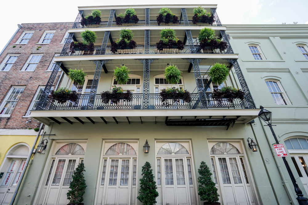 Bienville House Hotel French Quarter