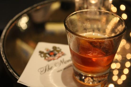 The Carousel Bar at our sister hotel, Hotel Monteleone, is famous for many things including the Vieux Carre cocktail. (Photo courtesy: TripAdvisor)