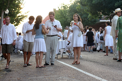 Whitney White Linen Night: New Orleans' Most Stylish Summer Event