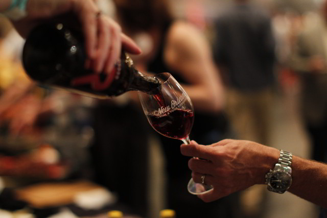 Indulge in culinary delights at the New Orleans Wine & Food Experience, May 26-29, 2016. (Photo courtesy NOWFE)