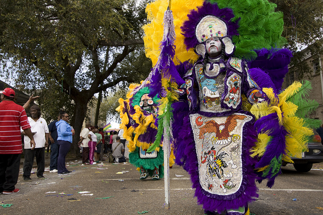 New Orleans Speak: Learn 5 Mardi Gras Traditions and Terms