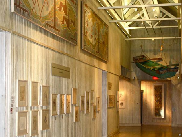 The Walter Anderson Museum is dedicated to the preservation of Walter Inglis Anderson's work.