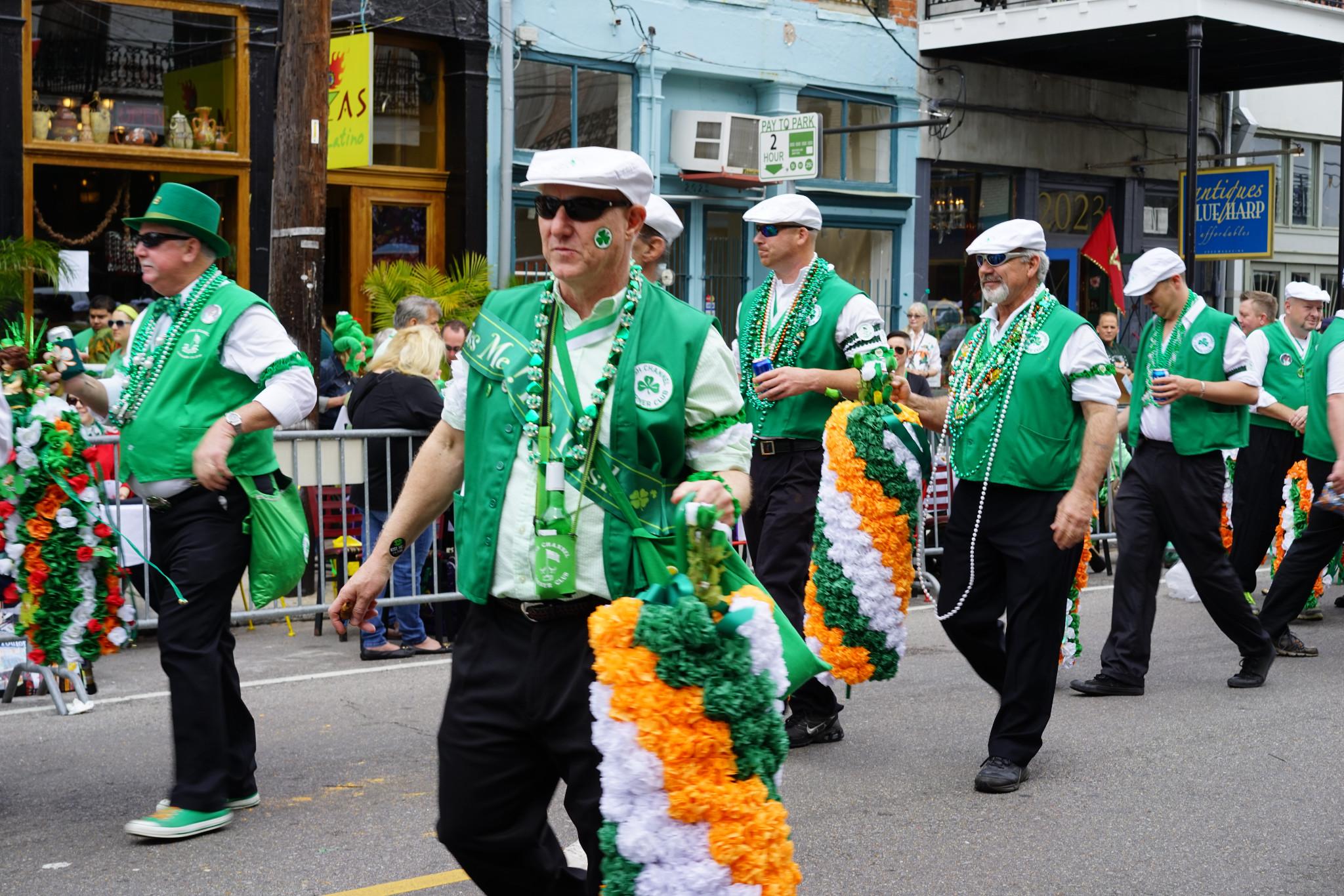 Jim Monaghan's Parade