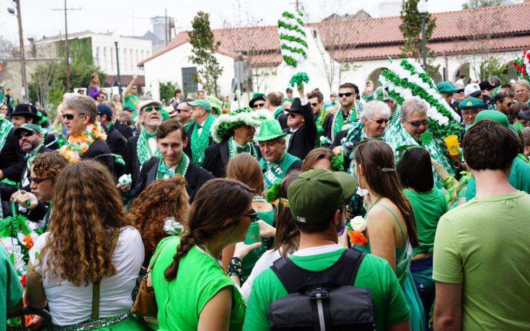 New Orleans St. Patrick's Day Events