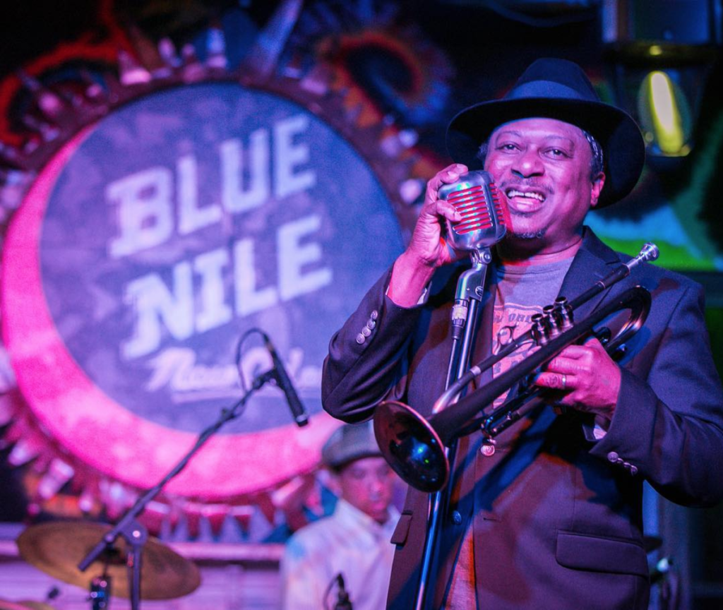 Neighborhood Spotlight Frenchmen Street - Blue Nile
