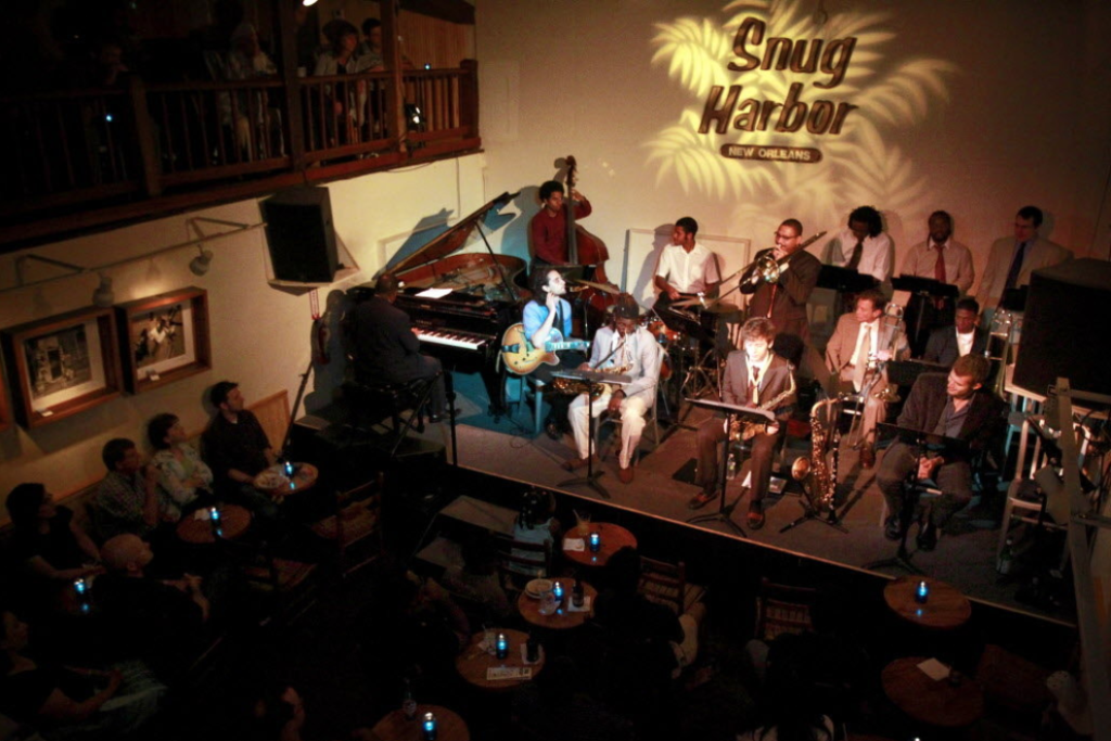 Neighborhood Spotlight Frenchmen Street - Snug Harbor