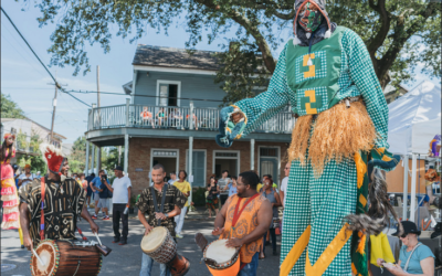 The Best Fall Attractions in New Orleans