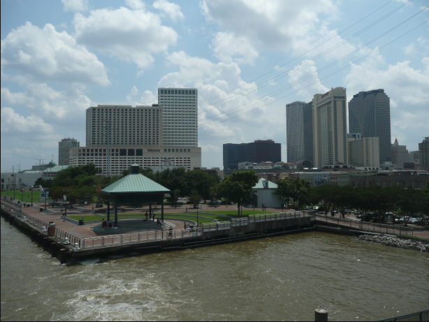 Neighborhood Spotlight – New Orleans Riverfront