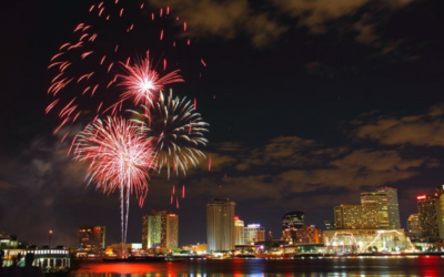 The Best Places to Celebrate New Year's Eve in New Orleans