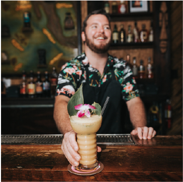Enjoy a Tiki-Lover's Paradise at Latitude 29